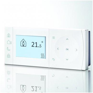 Belaidis termostatas Danfoss TPOne-S WiFi su signalo priėmėju 2