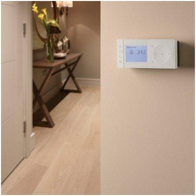 Belaidis termostatas Danfoss TPOne-S WiFi su signalo priėmėju 3