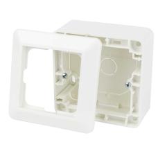 Paviršinio montavimo dėžutė DEVI termostatams