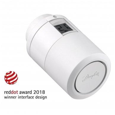 Radiatoriaus termostatas Danfoss ECO 2