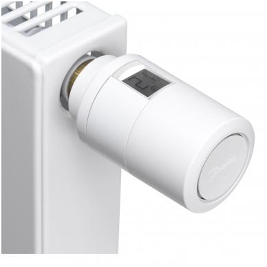 Radiatoriaus termostatas Danfoss ECO 4
