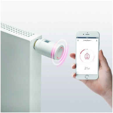 Radiatoriaus termostatas Danfoss ECO 3