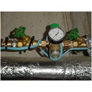 Savireguliuojantis šildymo kabelis DEVIpipeheat 10 5