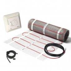 Šildymo kilimėlis DEVIcomfort 150T ir DEVIreg 530