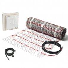 Šildymo kilimėlis DEVIcomfort 150T ir DEVIreg Smart WiFi