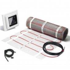 Šildymo kilimėlis DEVIcomfort 150T ir DEVIreg Touch