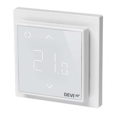 Šildymo kilimėlis DEVIcomfort 150T ir DEVIreg Smart WiFi 3